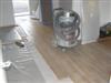 White oiled oak wood flooring.